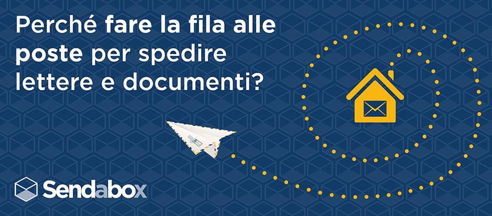 Spedire Lettere In Italia Al Miglior Prezzo Sendabox